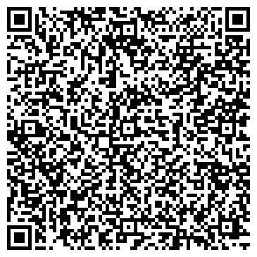 QR-код с контактной информацией организации Ивент-агентство «Event Planet»