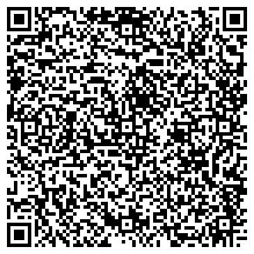 QR-код с контактной информацией организации Студия имиджа и йоги «ТеДос»