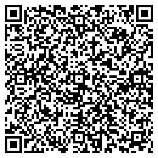 QR-код с контактной информацией организации Заир
