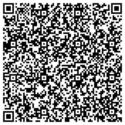 QR-код с контактной информацией организации Центр занятости населения города Москвы