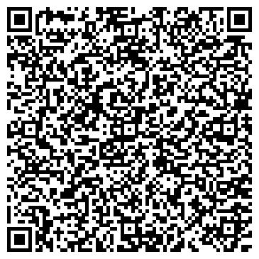 QR-код с контактной информацией организации Донбассземлеустройство, ООО