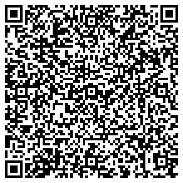 QR-код с контактной информацией организации Notebook Design, ЧП
