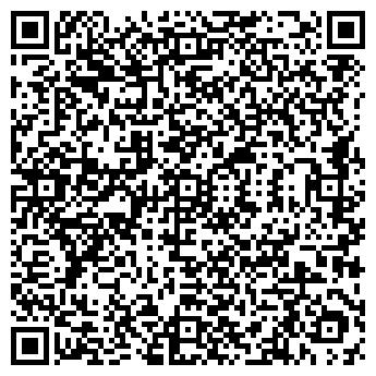 """QR-код с контактной информацией организации СТО """" МОТОР-СЕРВИС"""""""