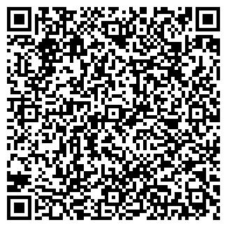 QR-код с контактной информацией организации Нифертити