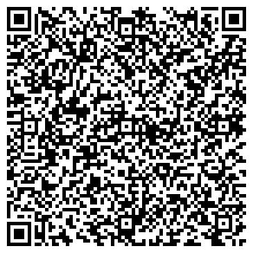 QR-код с контактной информацией организации Alligator CLUB (Аллигатор клуб), ИП