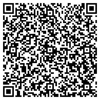 QR-код с контактной информацией организации ООО Гостиница ЛаМа