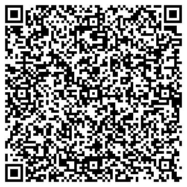 QR-код с контактной информацией организации Студия йоги Телос