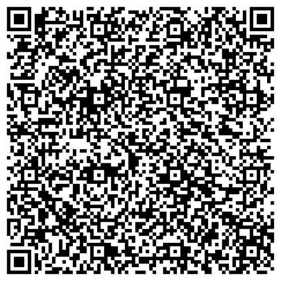 QR-код с контактной информацией организации Студия современного танца и фитнеса «ExoticDance»