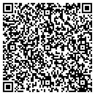 QR-код с контактной информацией организации Gimnastic