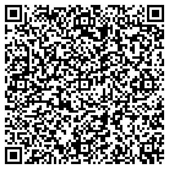 QR-код с контактной информацией организации Дополнительный офис № 7814/042
