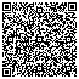 QR-код с контактной информацией организации SALTENAS