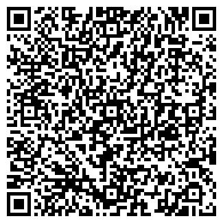 QR-код с контактной информацией организации ТЕХДИЗАЙН
