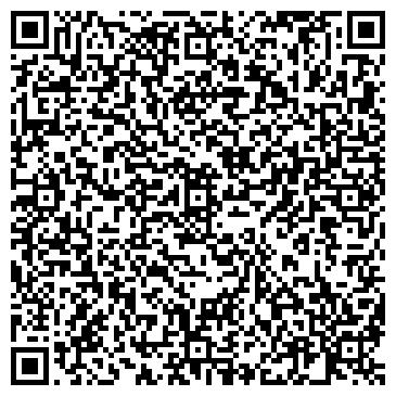 QR-код с контактной информацией организации БИБЛИОТЕКА АЛАМЕДИНСКАЯ РАЙОННАЯ