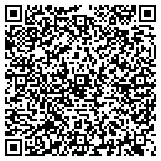 QR-код с контактной информацией организации ОКНА СТК