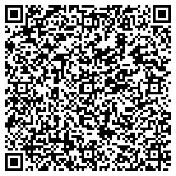 QR-код с контактной информацией организации ТОВАРЫ ДЛЯ РЫБАЛКИ