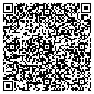 QR-код с контактной информацией организации РОСАРТ