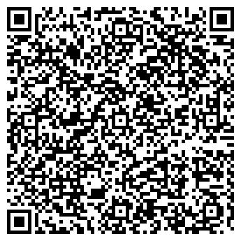 QR-код с контактной информацией организации САД, ОГОРОД, ЦВЕТЫ