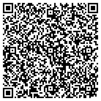 QR-код с контактной информацией организации ИЗБУШКА