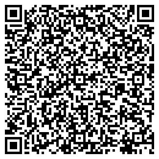QR-код с контактной информацией организации БАНГА