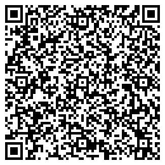 QR-код с контактной информацией организации ЛАНГУР