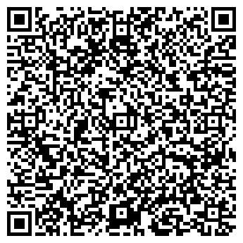 QR-код с контактной информацией организации «Альфа – Вет»