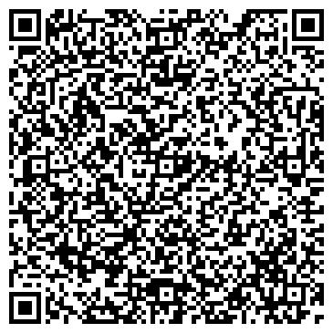 QR-код с контактной информацией организации АВТОШКОЛА ОСТО КР ТАЛАССКАЯ