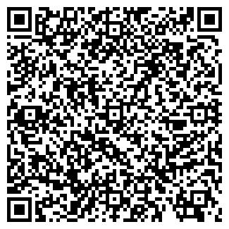 QR-код с контактной информацией организации ОАО АМАНБАНК