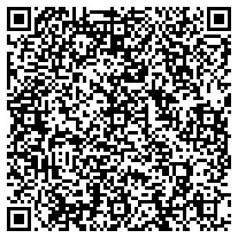 QR-код с контактной информацией организации БИБЛИОТЕКА ЧУЙСКАЯ ОБЛАСТНАЯ