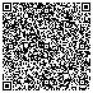 QR-код с контактной информацией организации БИБЛИОТЕКА БАТКЕНСКАЯ РАЙОННАЯ