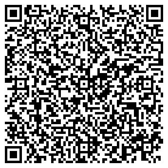 QR-код с контактной информацией организации АВИА ТРАФИК КОМПАНИ