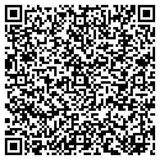 QR-код с контактной информацией организации АКНУР АВИА