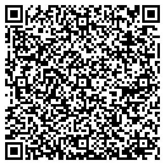 QR-код с контактной информацией организации АЛЬВИНА