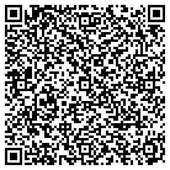 QR-код с контактной информацией организации АССОЦИАЦИЯ ТУРИЗМА