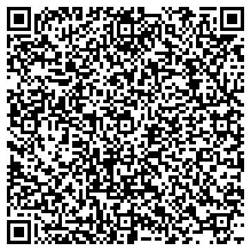 QR-код с контактной информацией организации Омский автотранспортный колледж