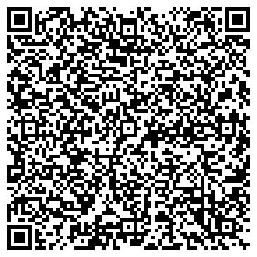 QR-код с контактной информацией организации ООО ВИРТОН - ЦЕНТР КОРРЕКЦИИ СЛУХА