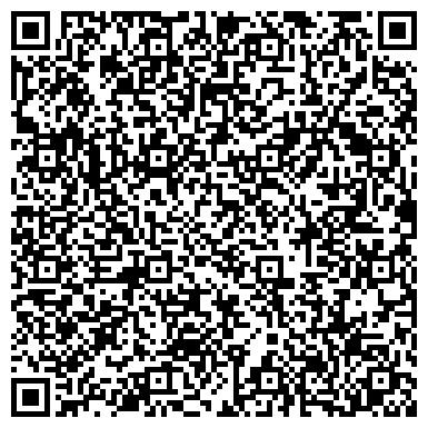QR-код с контактной информацией организации ИНСТИТУТ ЕВРОПЕЙСКИХ ЦИВИЛИЗАЦИЙ ПРИ КГУ ИМ. АРАБАЕВА