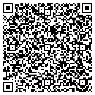 QR-код с контактной информацией организации ОККО АООТ