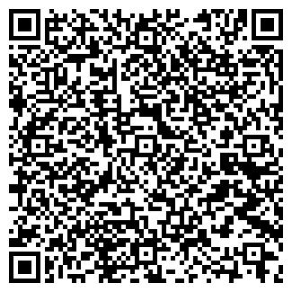 QR-код с контактной информацией организации ЗАО АЗИЯРУДПРОЕКТ