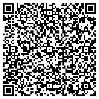 QR-код с контактной информацией организации АЙПИС ТРЕЙН