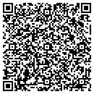 QR-код с контактной информацией организации АЛАВЕРТ
