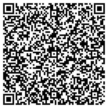 QR-код с контактной информацией организации АЭРО-ТУР ОСОО