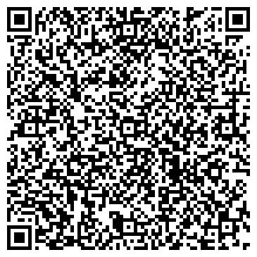 QR-код с контактной информацией организации БИЗНЕС-ШКОЛА КГТУ ИМ. И.РАЗЗАКОВА