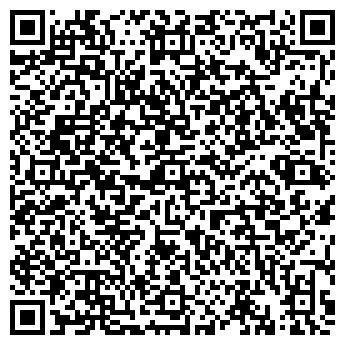 QR-код с контактной информацией организации ООО ДАС ТРАНС