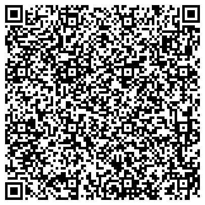 QR-код с контактной информацией организации ИНСТИТУТ ГОРНОГО ДЕЛА И ГОРНЫХ ТЕХНОЛОГИЙ ИМ. У.А. АСАНАЛИЕВА