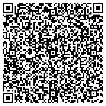 QR-код с контактной информацией организации ЦЕНТР ДЕЛОВОЙ ИНФОРМАЦИИ ТОО