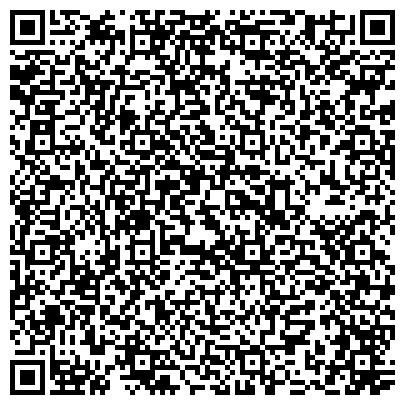 QR-код с контактной информацией организации Филиал в п. Слобода Туринская Байкаловского ЦЗ