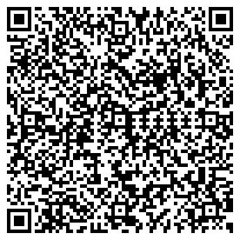 QR-код с контактной информацией организации ФРАНЦУЗСКИЙ ДОМ