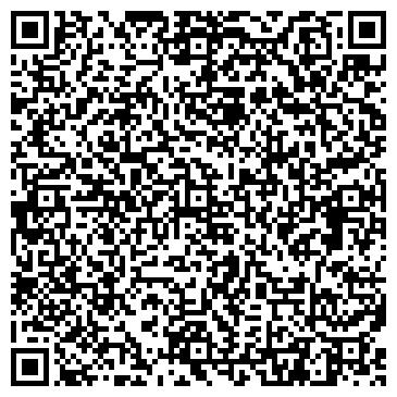 QR-код с контактной информацией организации БУРДА ПФАФФ ШКОЛА МОДЫ ТОО АЙЖАН