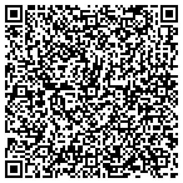 QR-код с контактной информацией организации ИНТЕРЬЕР-КЛАСС ТОО МИЛЛЕНИУМ