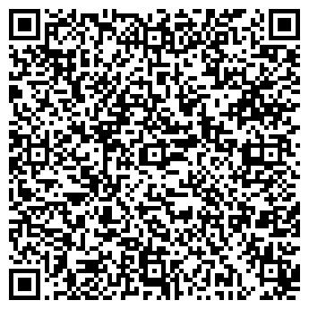 QR-код с контактной информацией организации КАСИЕТ БАСПАСЫ ТОО